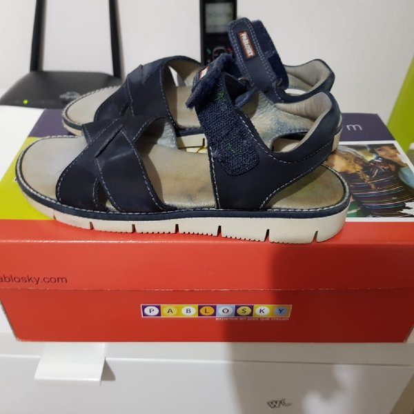 Used Pablosky sandals size 32 in Dubai, UAE