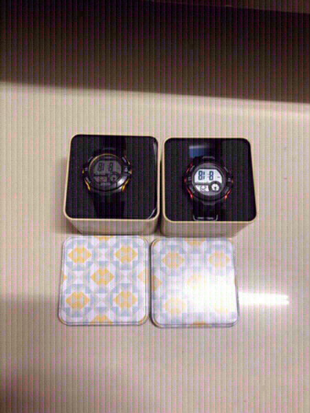 Used 2 pcs Astro Brand watch New in Dubai, UAE