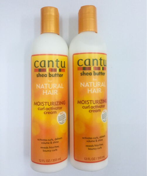 Used CANTU MOISTURIZING CURL ACTIVATOR CREAM in Dubai, UAE