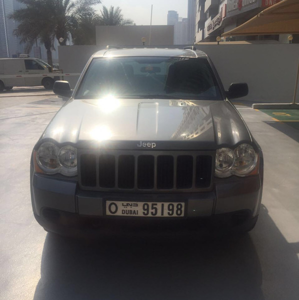 Used Grand Cherokee 2008 Best Deal in Dubai, UAE