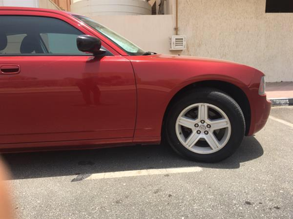 Used Dodge Charger 3.5 V6, Until last service Agency Maintained- Dodge,Ran 187,000km,Perfect in and out, Lady Driven, No Accidents,Perfect Condition in Dubai, UAE