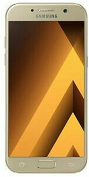 Used Samsung A5 (2017) Normal Used Only Very Good Condition,gold Colour  in Dubai, UAE