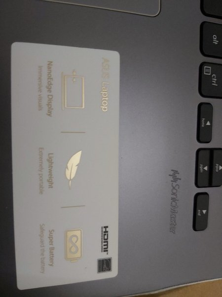 Used Asus 1TB laptop in Dubai, UAE