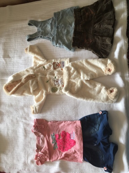 Used New born baby cloth in Dubai, UAE