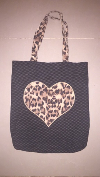 Used Love heart bag. Bought from new look.  in Dubai, UAE