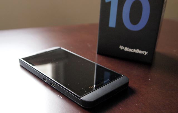 Used Blackberry Z10 in Dubai, UAE