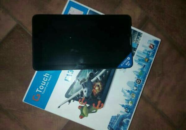 Used Gtouch Tablet Brand New With Free Cover in Dubai, UAE
