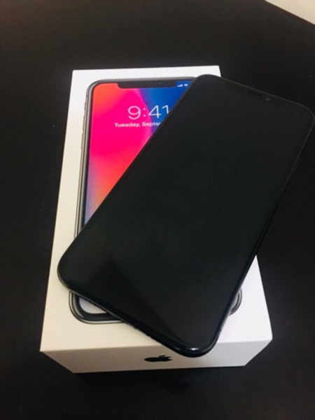 Used Iphone X Space Grey 256 GB in Dubai, UAE