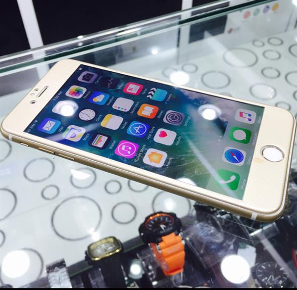 Used Iphone 6 Plus 64GB Gold (No scratches) in Dubai, UAE