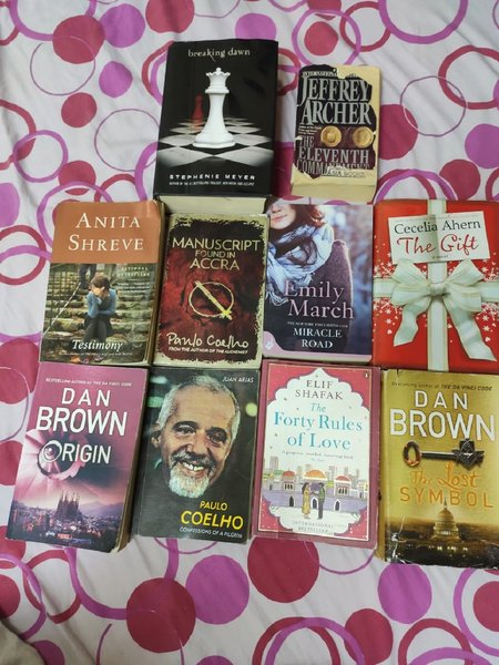 Used NOVELS FOR SALE in Dubai, UAE