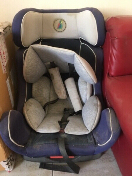 Used Baby seat for car in Dubai, UAE