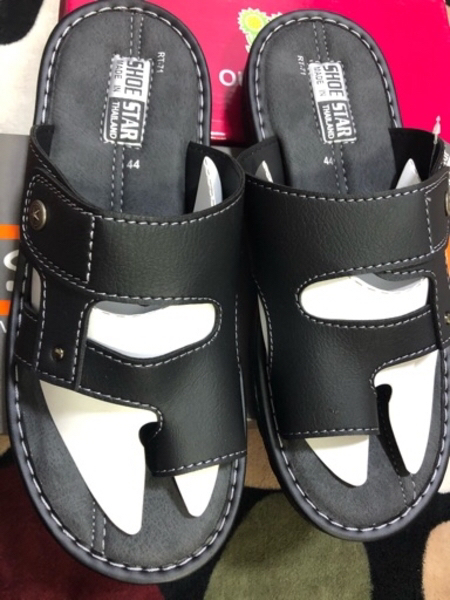 Used Made in Thailand shoes for men. Size 43 in Dubai, UAE