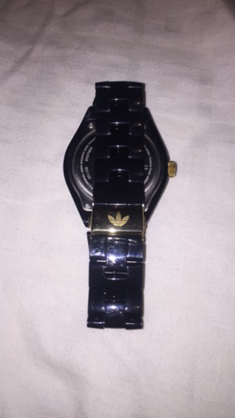 Used Authentic standard Adidas Watch  in Dubai, UAE