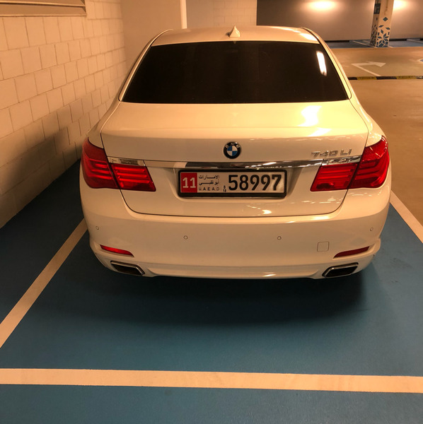Used BMW 740 IL in Dubai, UAE
