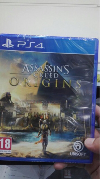 Used PS4 assassins creed orgin in Dubai, UAE