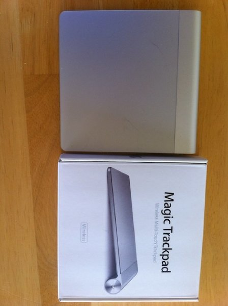 Used APPLE MAGIC TRACKPAD in Dubai, UAE
