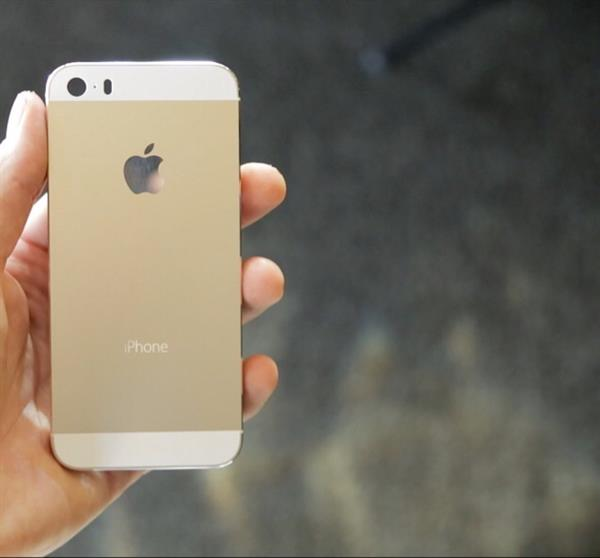 Iphone 5s-16gb GOLD color- USED , p175597 - Melltoo com