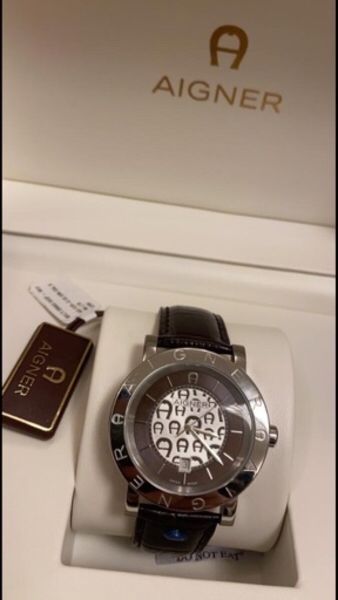 Used Aigner men (ORIGINAL) in Dubai, UAE