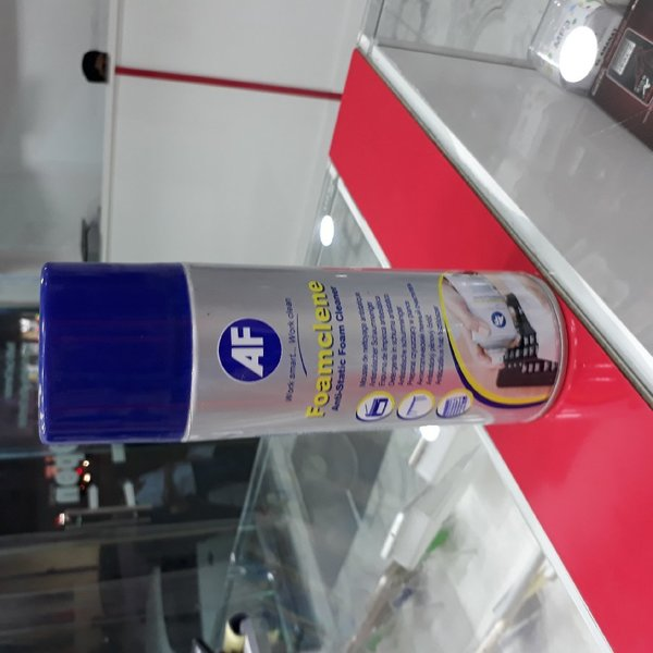 Used FOAM CLEAN Anti satic Foam cleaner in Dubai, UAE