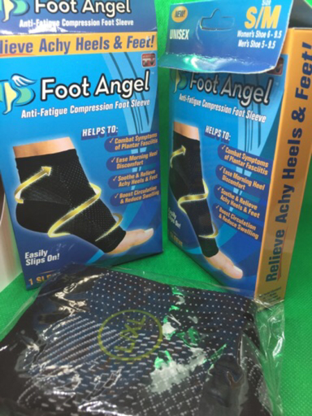 Used New 2 pieces of pain relief socks in Dubai, UAE