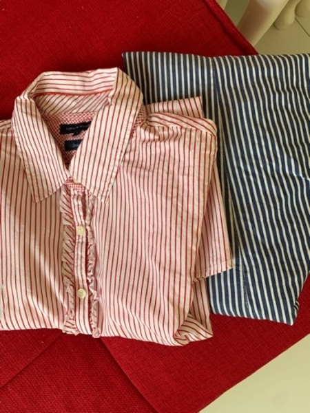 Used Two branded shirts in Dubai, UAE