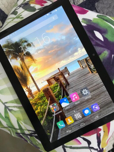 Used Tablet Android/Mediatek/ZH960 in Dubai, UAE