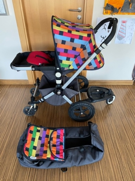 Used Bugaboo Cameleon Missoni edition in Dubai, UAE