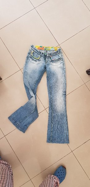 Used MISS SIXTY     FLARED JEANS in Dubai, UAE