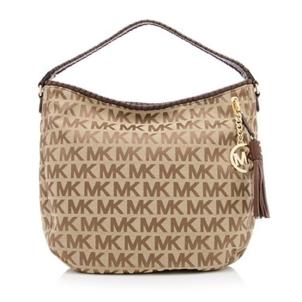 Used Authentic Michael kors hobo bag in Dubai, UAE