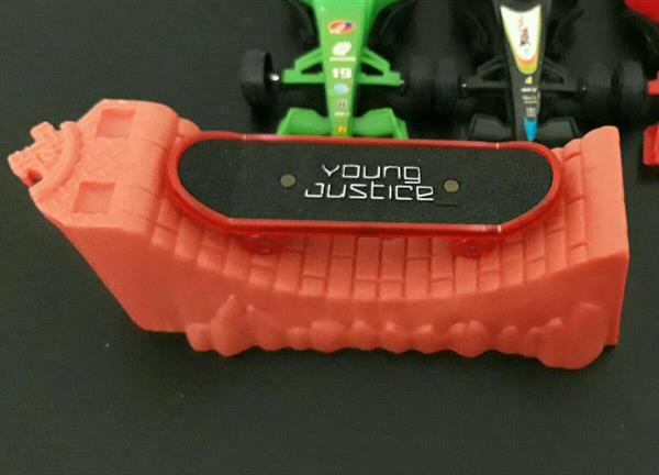 Used Baby Bus Toy,car Racing,small Cars,one A in Dubai, UAE