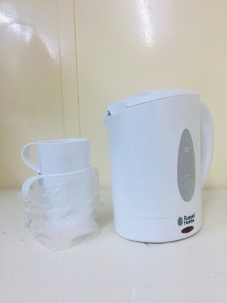 Used Russel Hobbs Kettle 23630 in Dubai, UAE