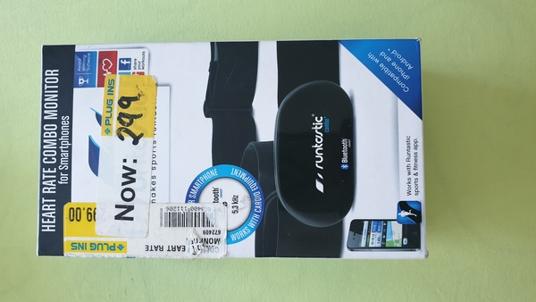 Used Runtastic Running Fitness Band in Dubai, UAE