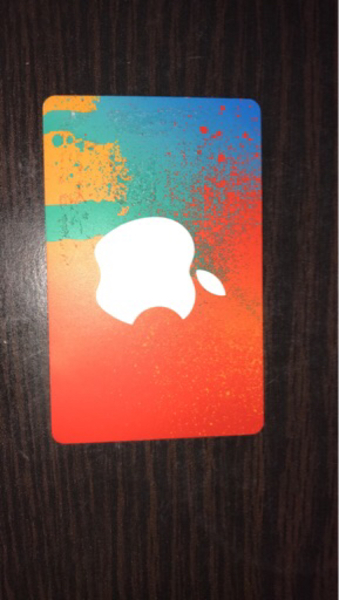 Used 10$ ITunes Card in Dubai, UAE