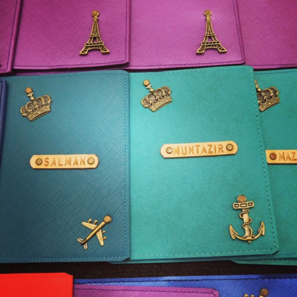Used passport cover in Dubai, UAE