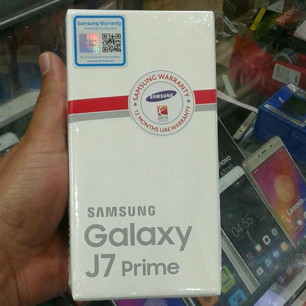 Used Samsung J7 Prime Original Brand New With 12 Months Samsung Warranty In UAE..  in Dubai, UAE