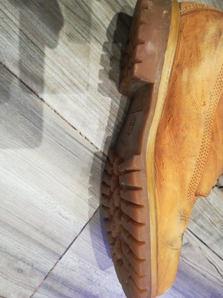 Used Timberland Shoes size 45 used few times in Dubai, UAE