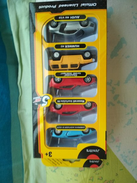 Used Kids toy cars brand new in Dubai, UAE