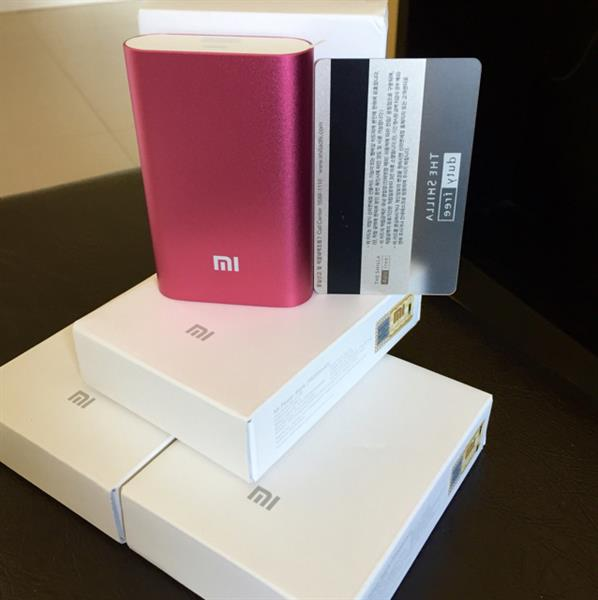Used Mi Powerbank 10000mAh(RED) in Dubai, UAE