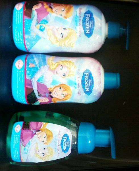 Used Kids bath set in Dubai, UAE