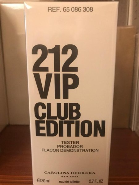 Used 212 Club Edition Tester Perfumes in Dubai, UAE