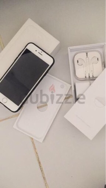 Used iPhone 6 64gb 4g LTE Gold with FaceTime. in Dubai, UAE