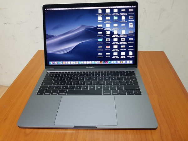 """Used MacBook Pro 13"""", 2017, Silver for sell in Dubai, UAE"""