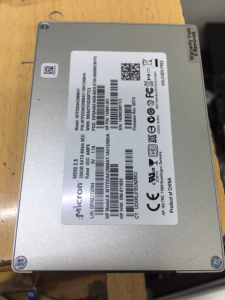 Used Ssd 256 in Dubai, UAE