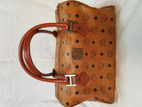 Used MCM Bag in Dubai, UAE