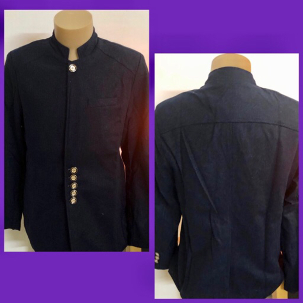 Used Blazer Dark Blue/ 3XL in Dubai, UAE