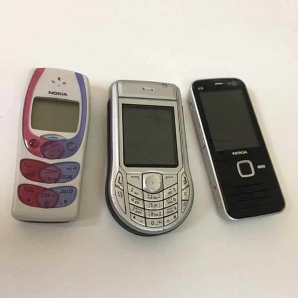Used Bundle dead Nokia mobile in Dubai, UAE