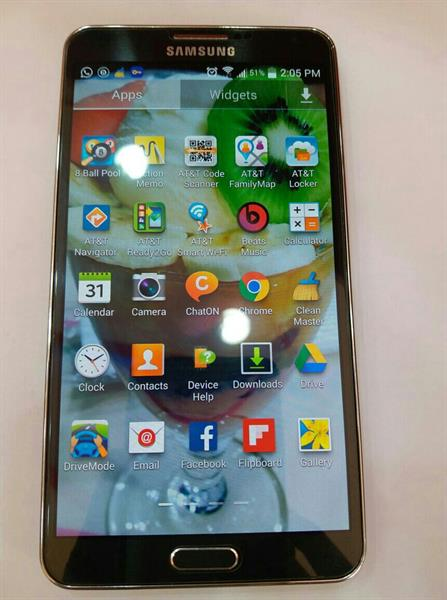 Samsung Galaxy Note 3 At&T Have In excellent Condition ..mobile Nd Battery