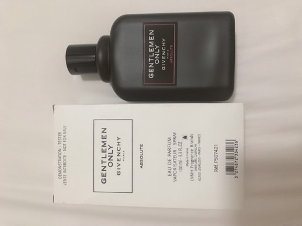 Used Original Givenchy Gentlemen Only Perfume in Dubai, UAE