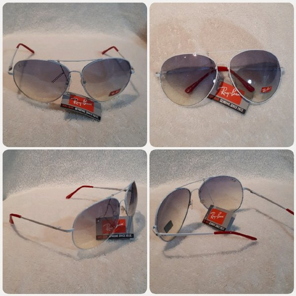 Used Rayban sungglass ...made in Italy in Dubai, UAE