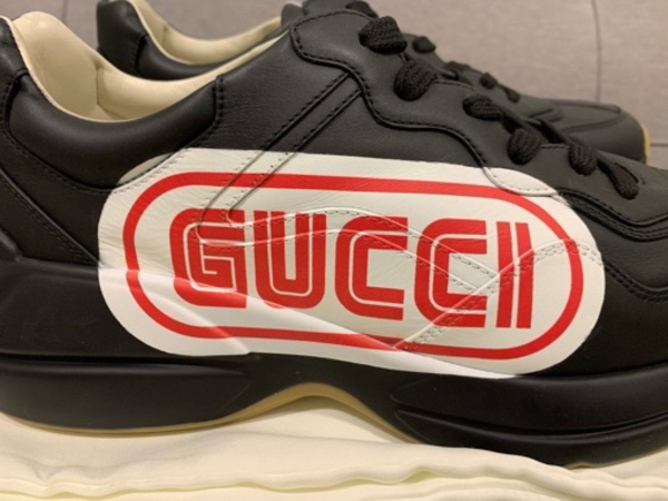 Used New Authentic Gucci Rython sneakers 43 in Dubai, UAE